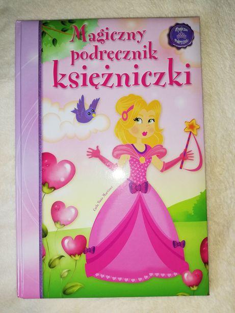 Magiczny podręcznik księżniczki Magiczne podręczniki Rea
