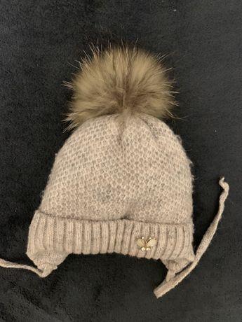 Шапка шапуля зимова