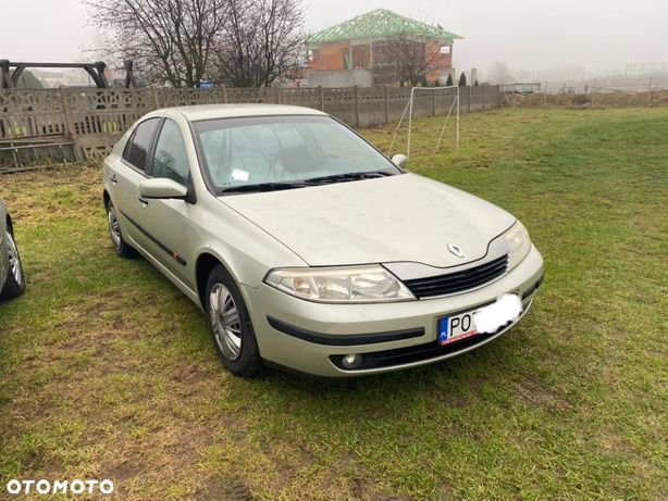 Renault Laguna 1.6i GAZ ' LPG '' Klimatyzacja ' Zarejestrowany