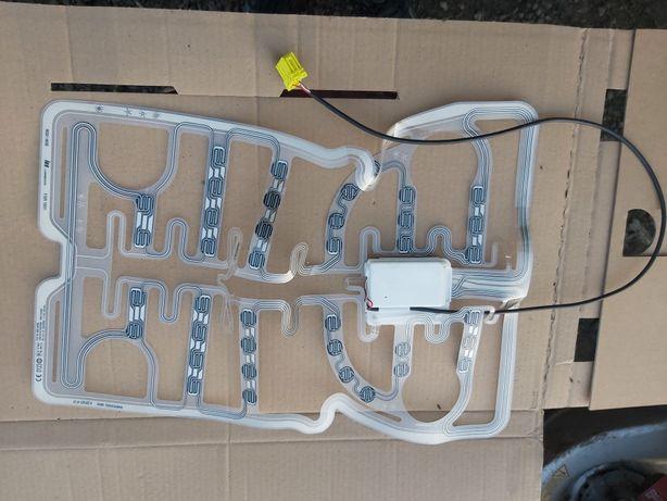 Mata grzewcza fotela Mercedes s klasa w220