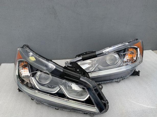 Honda Accord, Accord Coupe фари Хонда Акорд