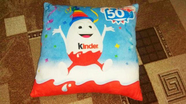 Подушка от Kinder