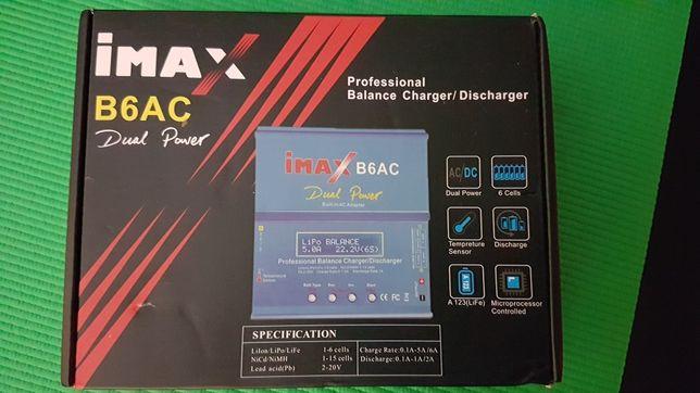 Carregador de baterias Profissional RC IMAX  B6AC