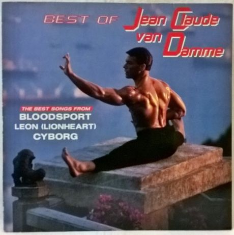 Best Of Jean Claude Van Damme (Soundtrack) 1991. Пластинка. Редкая