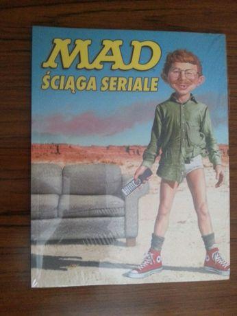 Komiks MAD Ściąga Seriale, Muzo Fm