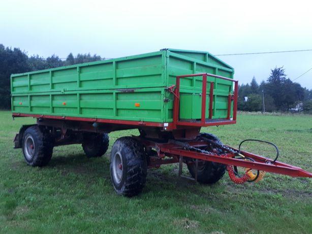 Przyczepa rolnicza hl hw 8011 Pronar, Metaltech, Autosan