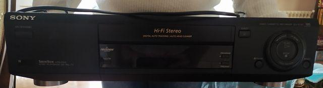 Sony nagrywarka/odtwarzacz VHS