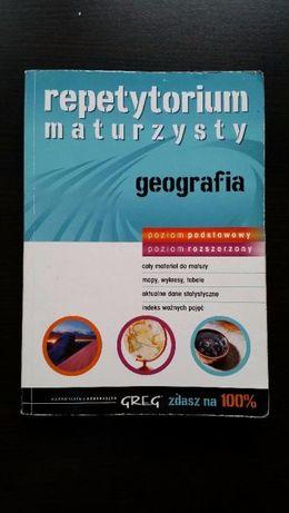 Repetytorium maturalne z geografii - Greg