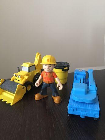 Bob Budowniczy - zestaw zabawek