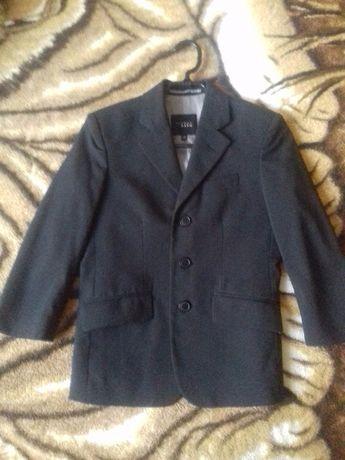 Школьный пиджак Thomas Nash на мальчика 7-8 лет