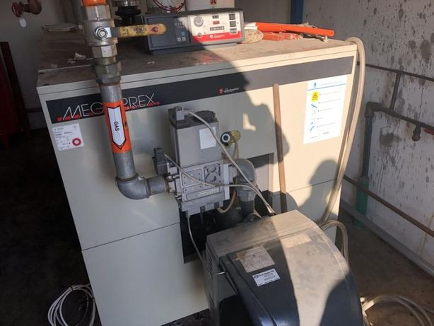 Kocioł gazowy Megaprex 800 LAMBORGHINI 450-900 KW