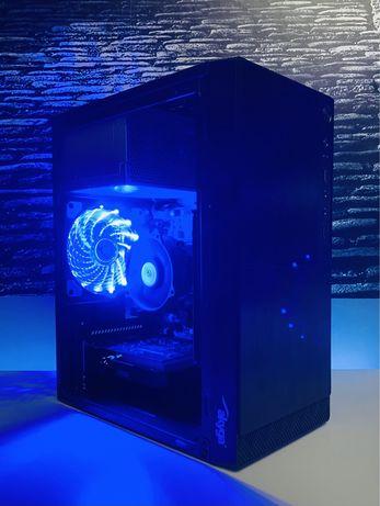 Komputer Do Gier Intel i7 8x3,0GHZ , GT1030 , 8GB RAM , 500GB