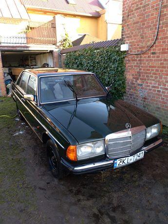 W123 2.4 D rok 1980 oryginał 100%