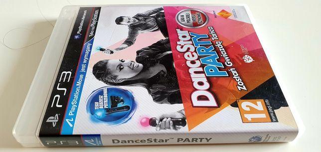 Gra konsola PS3 Dance Star PARTY PL Sony Playstation