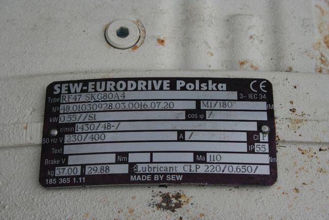 Motoreduktor SEW 0,55 kw 48 obr.