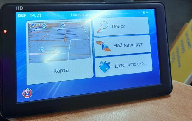 """GPS навигатор NAVON 7"""""""