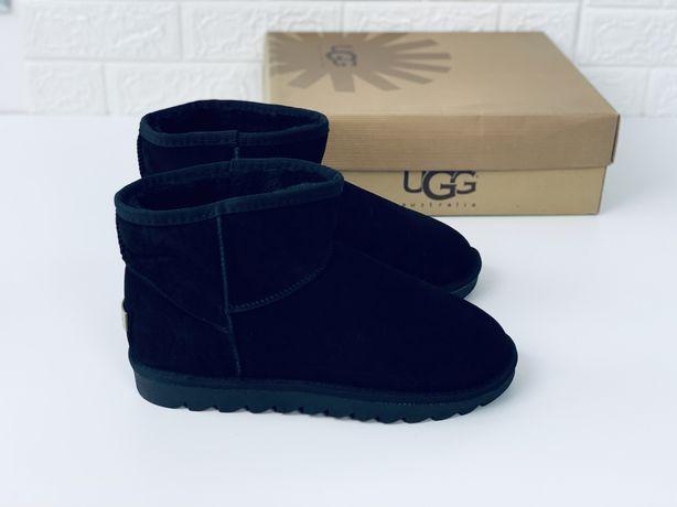 Ugg мужские угги замш натуральные угг угі чоловічі ботинки