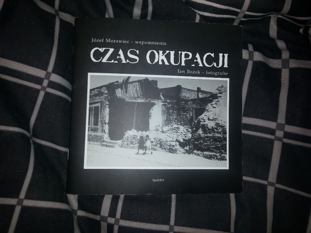 Książka Czas Okupacji
