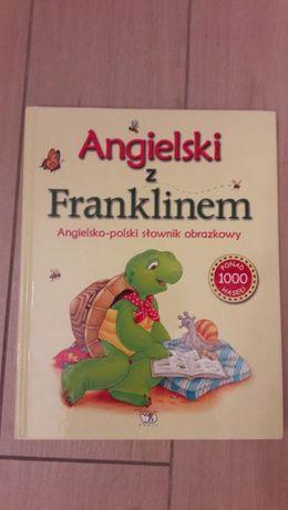 """Słownik obrazkowy języka angielskiego """"Angielski z Franklinem"""""""