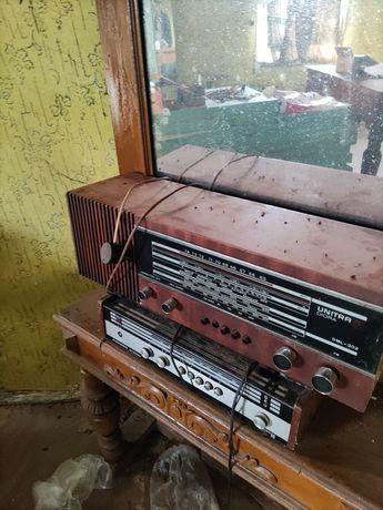 Sprzedam stare radia UNITRA