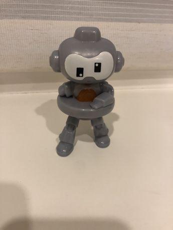 Робот Discovery с Мак Дональдс