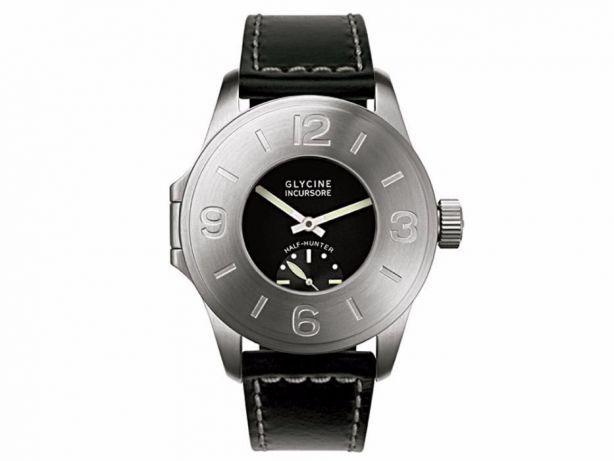 Glycine Incursore Half Hunter limited edition часы swiss watch швейца