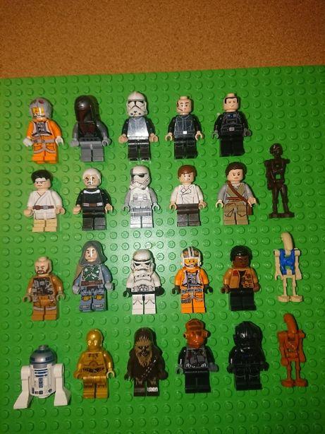 Lego minifigurki star wars