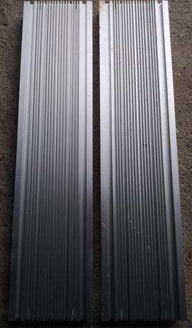 Radiatory aluminiowe 725x170x40