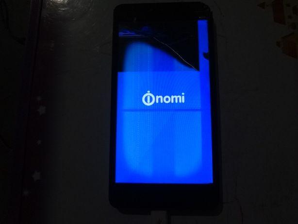 Продам телефон Nomi i552. Битый Экран.