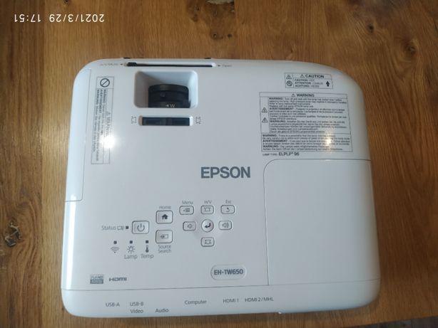 Projektor EPSON EH-TW650 496