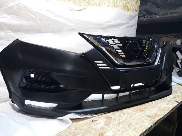 Бампера Nissan Rogue Sport(USA) / Nissan  Qashqai (EU) 2015-19