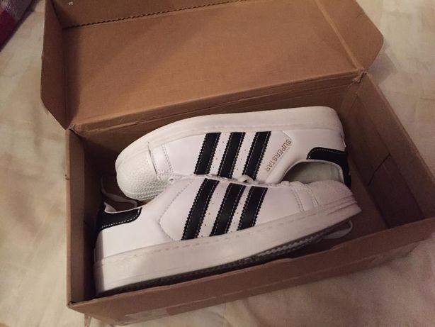 Vendo Sapatilhas Adidas Superstar novas