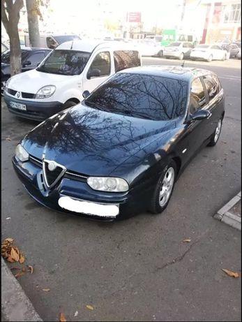 Alfa Romeo 156 2.4jtd 2003 Sportwagon