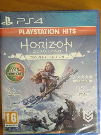 Jogo PS4 Horizon Zero Dawn Complete Edition (Novo, selado)
