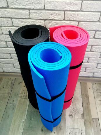 Коврик для спорта, очень плотный (85 кг/м3), каремат для йоги, фитнеса