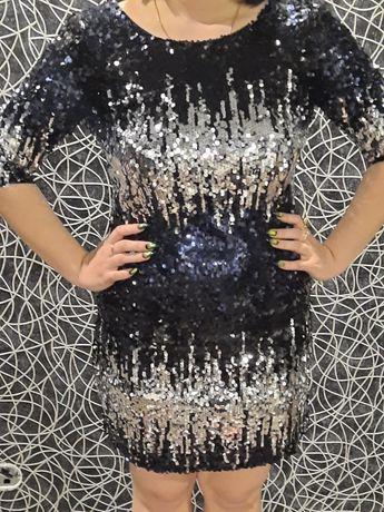 Платье коктейль