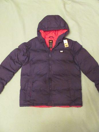 Зимняя куртка CATERPILLAR НОВАЯ на мальчика