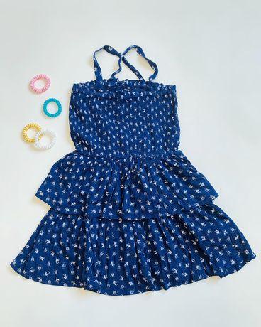 Продам новый сарафан на девочку kiabi, летнее платье