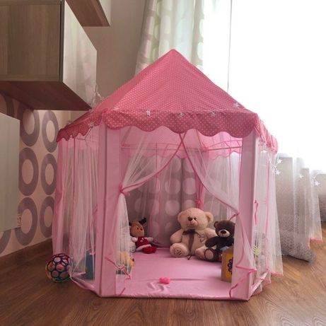 Детский домик игровой Намет для дітей Дитяча палатка вигвам АКЦІЯ НОВІ