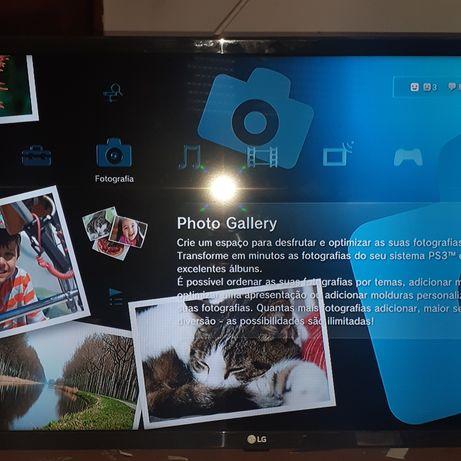 PS3 Super Silm 500GB impecável