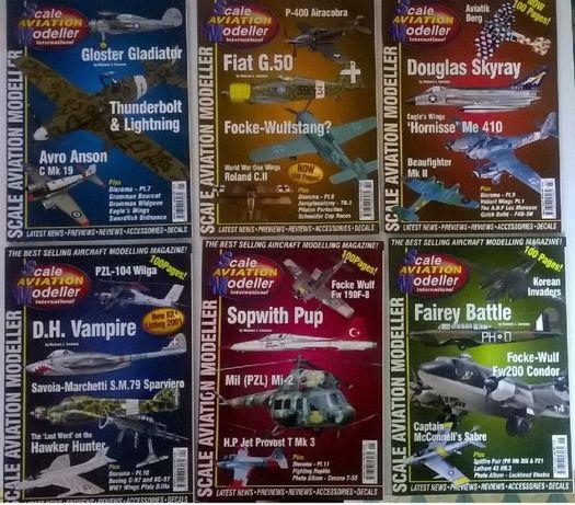 42 Revistas Scale Aviation Modeller