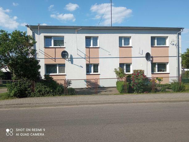 Mieszkanie 53,9m2+piwnica+budynek gospodarczy Bukowiec gm.Budzyń