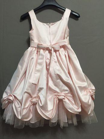 Новогодние платье для принцесы