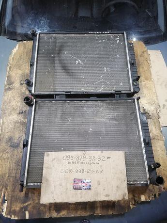 Радіатор радиатор Мерседес Е клас w210 бензин