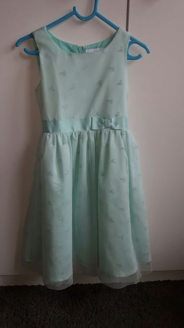 Piękna sukienka wizytowa 116