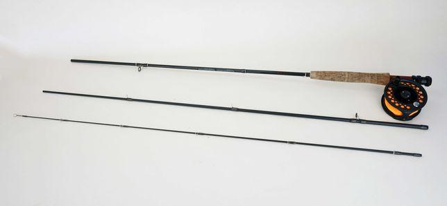 Conjunto pesca pluma