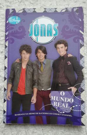 Livro Jonas o Mundo Real