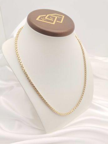 Nowy Złoty łańcuszek  złoto 14k Sklep K&K