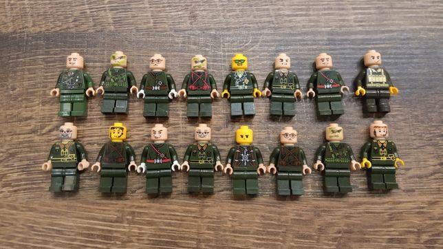 Лего Военные Фигурки
