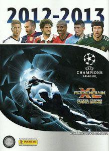Seria kart UEFA Champions League 2012/13